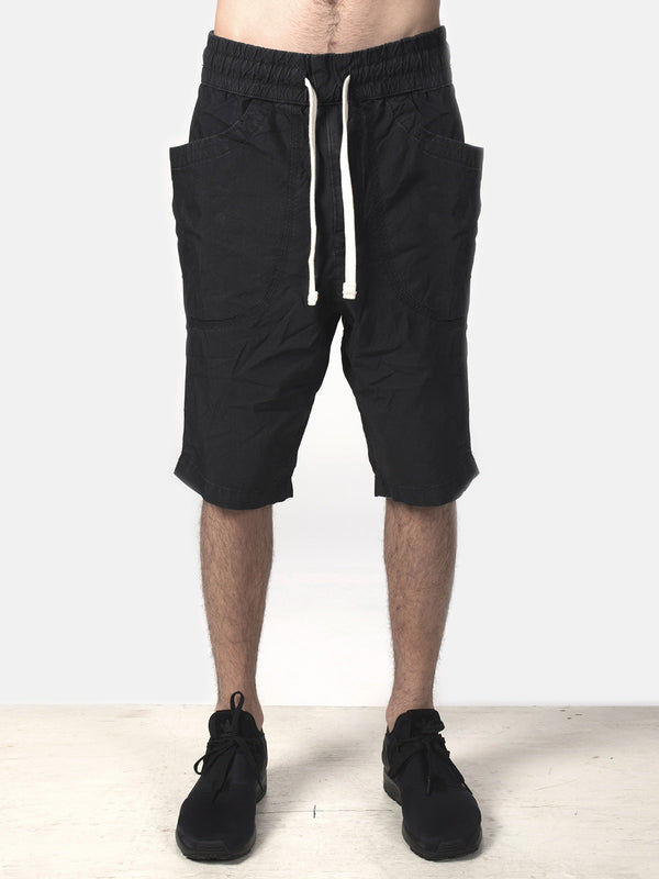 Colton Shorts / Black, Men's, Clothing, Apparel - Drifter Industries