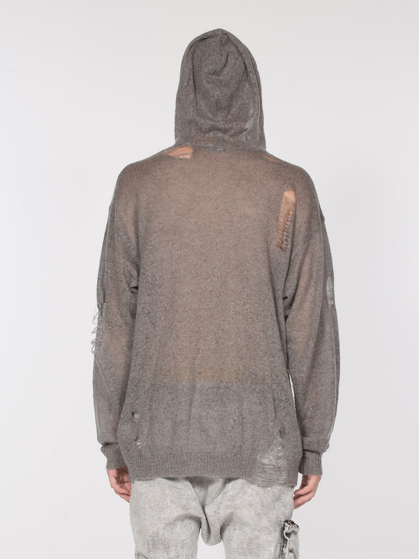 Odin Knit Hoodie, Men's, Clothing, Apparel - Drifter Industries