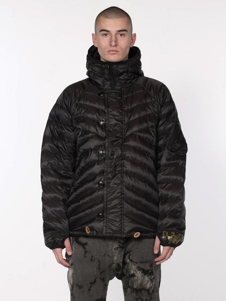 Donnie Down Jacket / Black