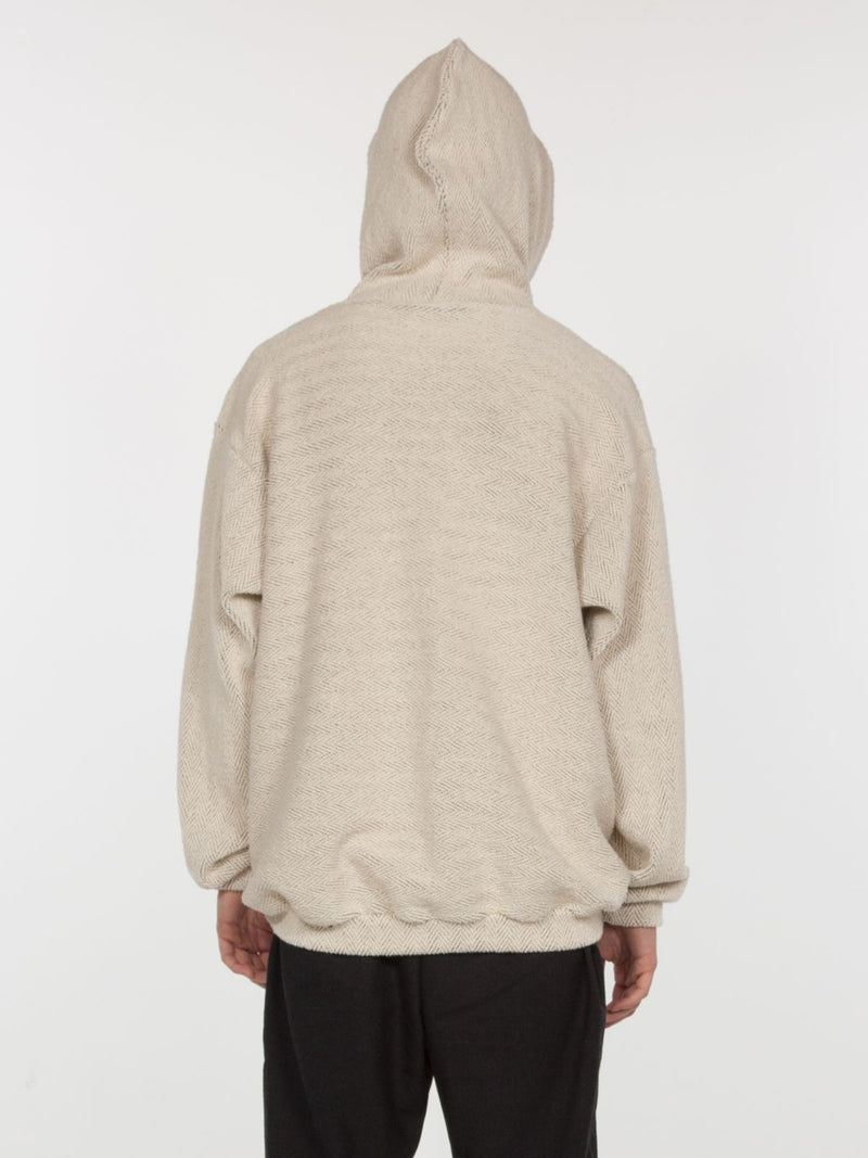 Duskin Hoodie / Natural, Men's, Clothing, Apparel - Drifter Industries