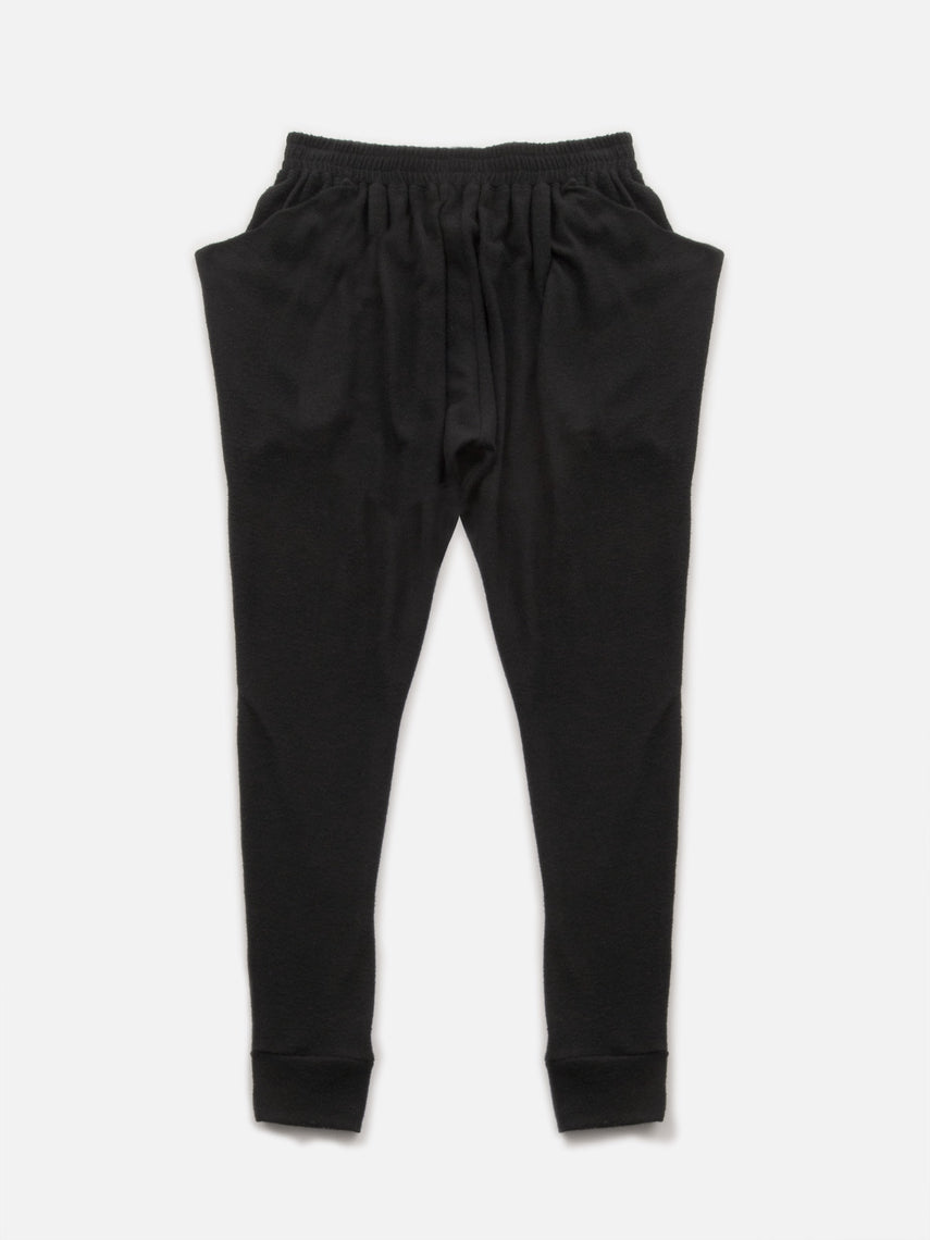Skylor Tapered-fit Lounge Pant / Black
