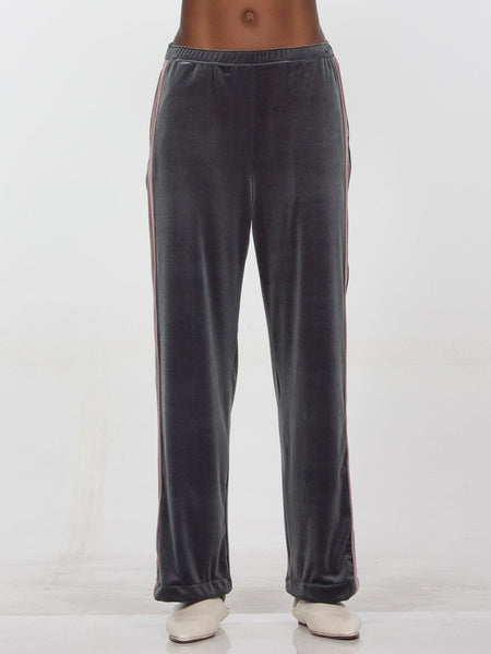 Havana Trouser / Grey x Mauve, Women's, Clothing, Apparel - Drifter Industries