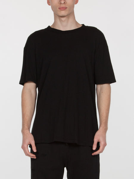 Pavel Lounge T-Shirt / Black