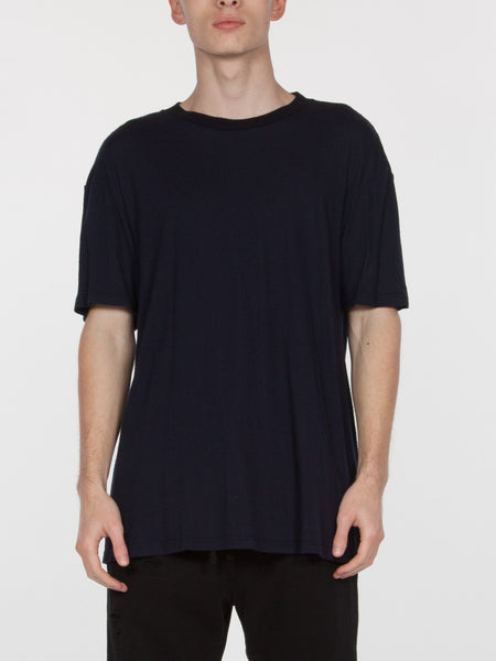 Pavel Lounge T-Shirt / Navy