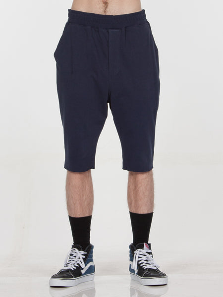 Parks Jogger Shorts / Navy, Men's, Clothing, Apparel - Drifter Industries