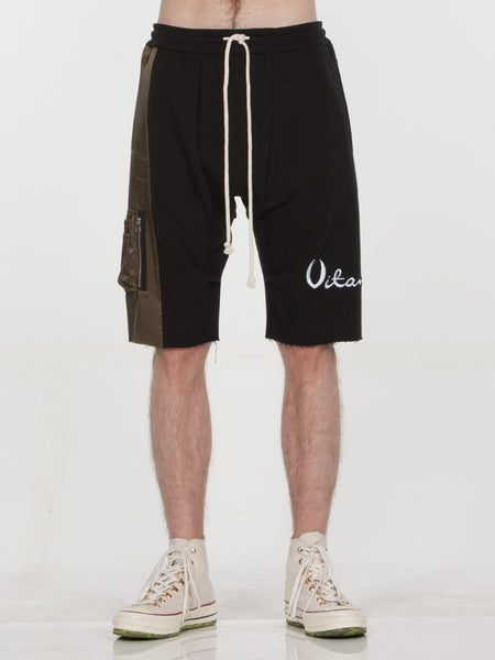 D x A Terra Vitamin Shorts / Black