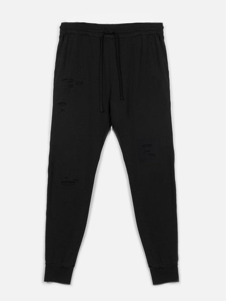 Twist Sweatpants / Black, Men's, Clothing, Apparel - Drifter Industries