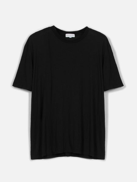Pavel Lounge T-Shirt / Black, Men's, Clothing, Apparel - Drifter Industries