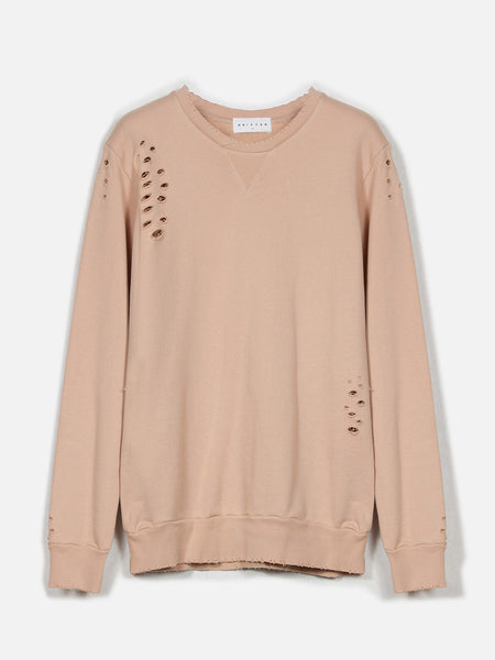 Brendan Pullover / Light Sand