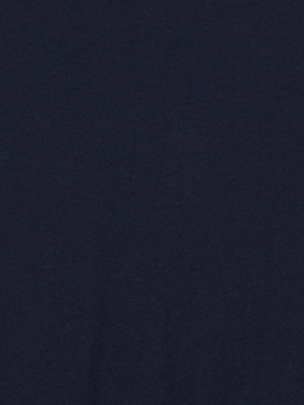 Meyer Long Sleeve Tee / Navy, Men's, Clothing, Apparel - Drifter Industries