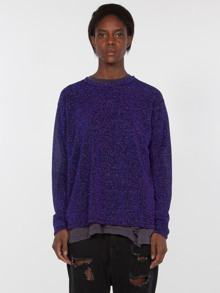 Idessa Pullover / Blackberry