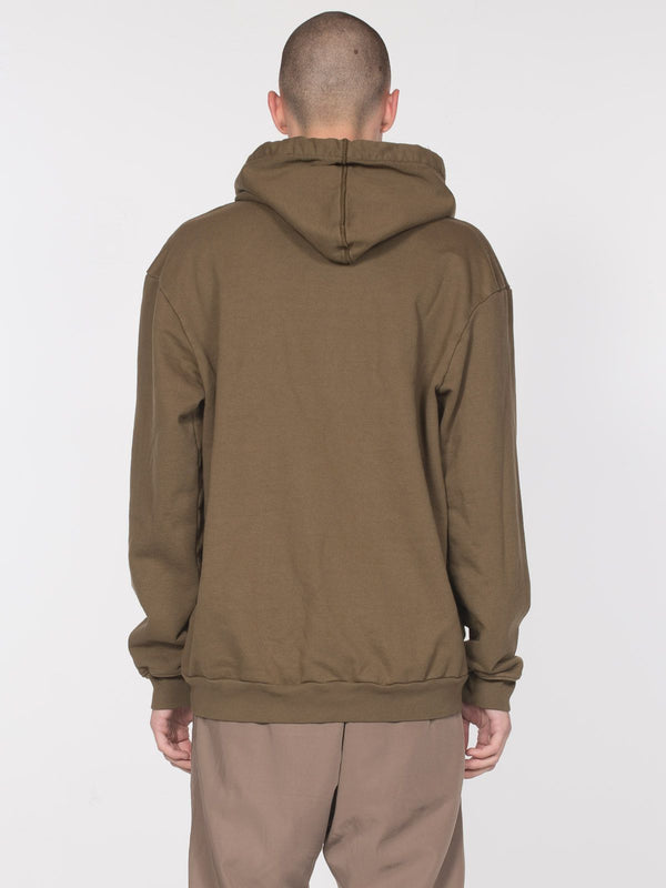 Infra Hoodie / Sepia, Men's, Clothing, Apparel - Drifter Industries