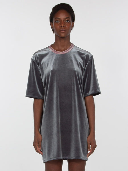 Jabelle Tee Dress / Grey