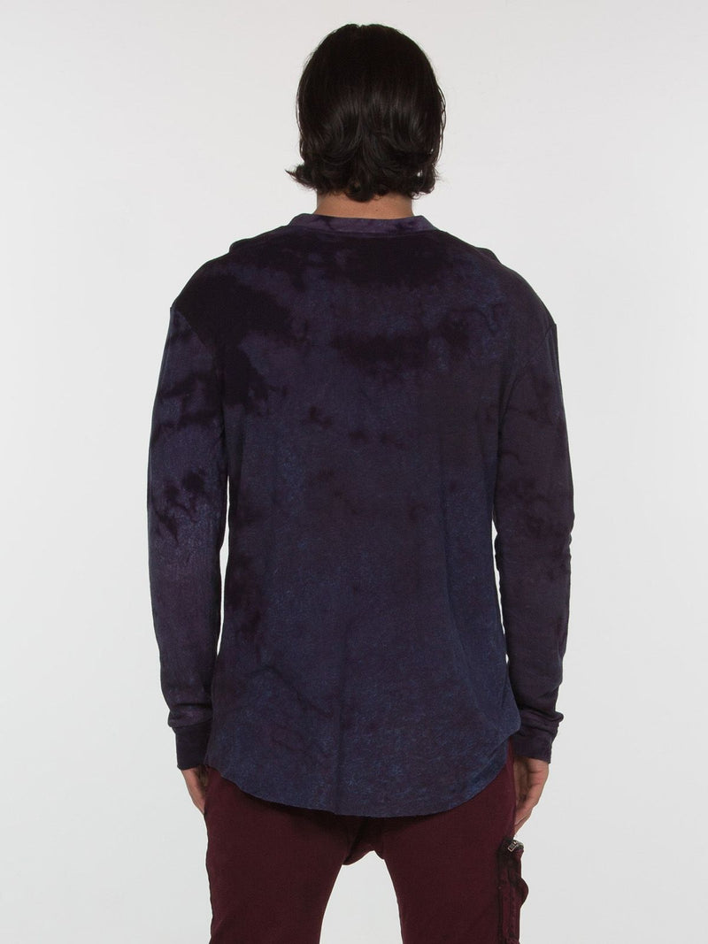 Keld Long Sleeve Top / Blackberry Rain