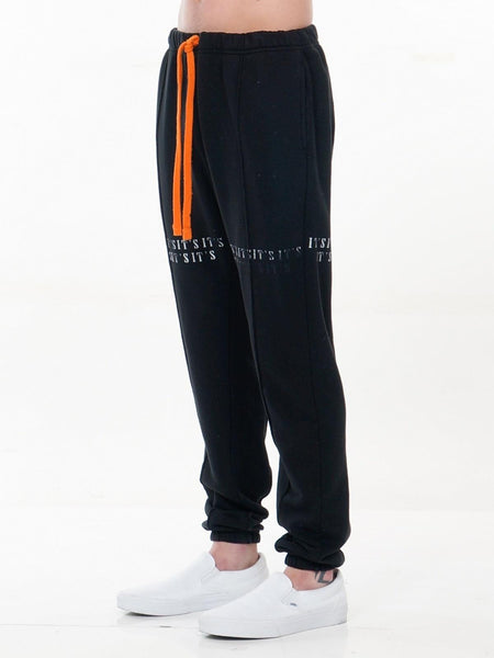 Bumquist Lounge Pants / Black
