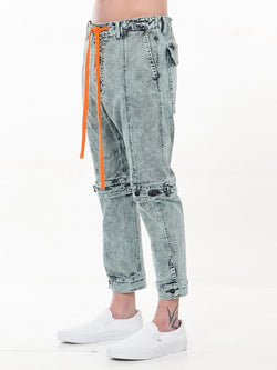 HitchHiker Pant / Acid Wash, Men's, Clothing, Apparel - Drifter Industries