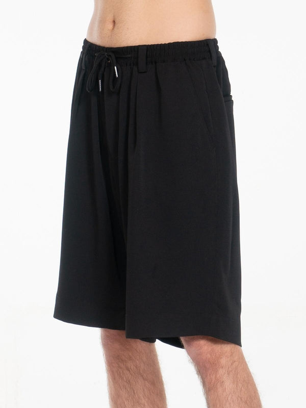 Laurie Trouser Shorts / Black, , Clothing, Apparel - Drifter Industries
