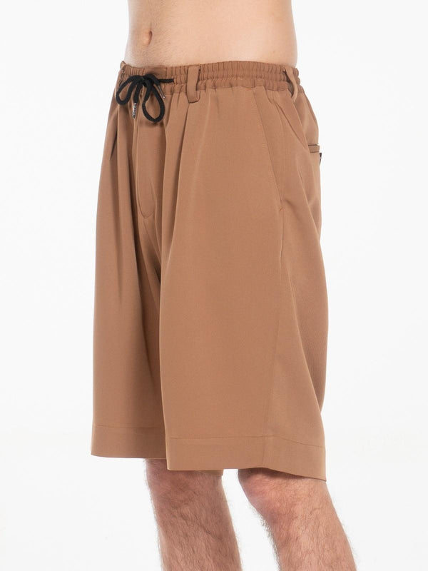 Laurie Trouser Shorts / Birch