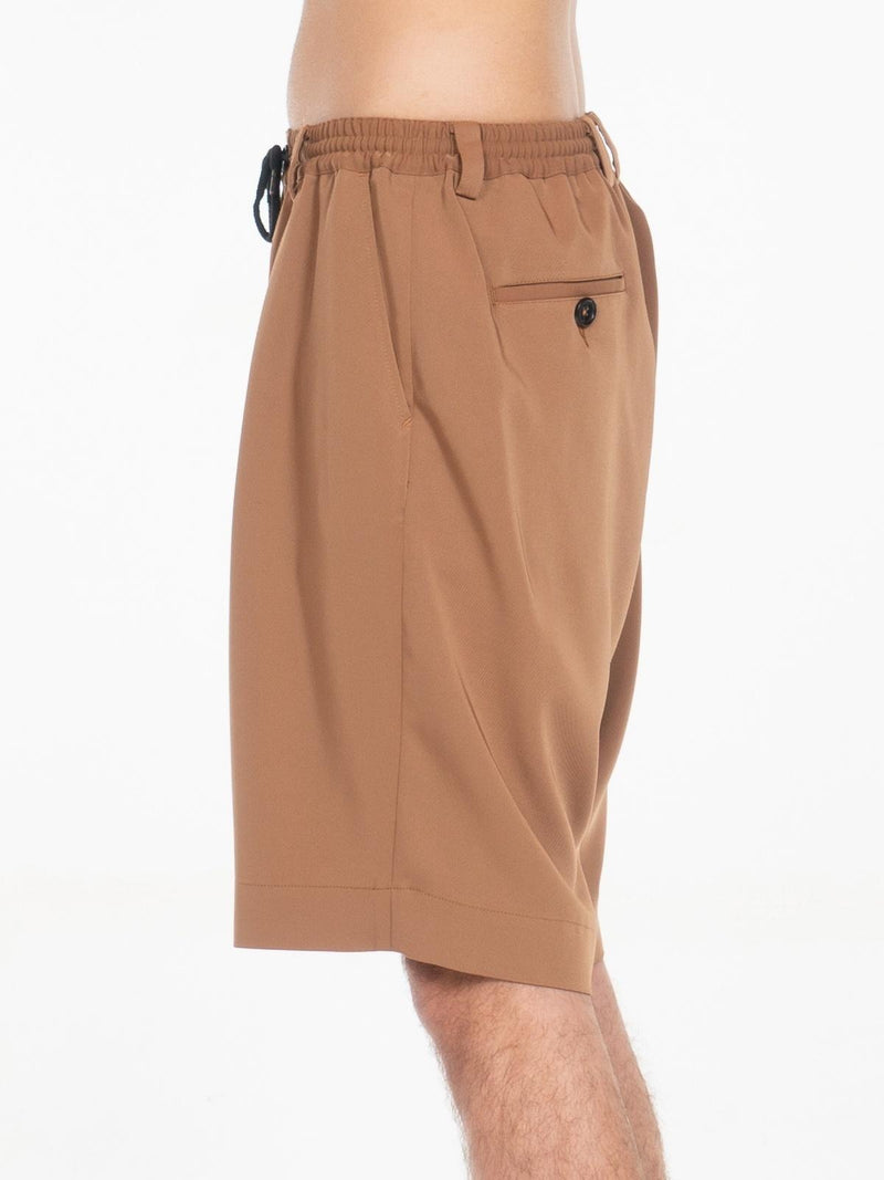 Laurie Trouser Shorts / Towny Birch