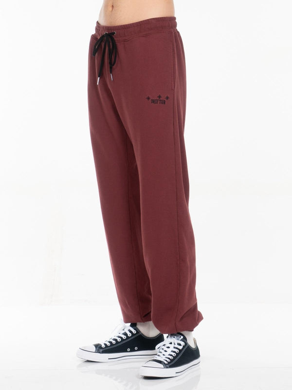 Chevy Classic Sweatpants / Madder Brown, , Clothing, Apparel - Drifter Industries