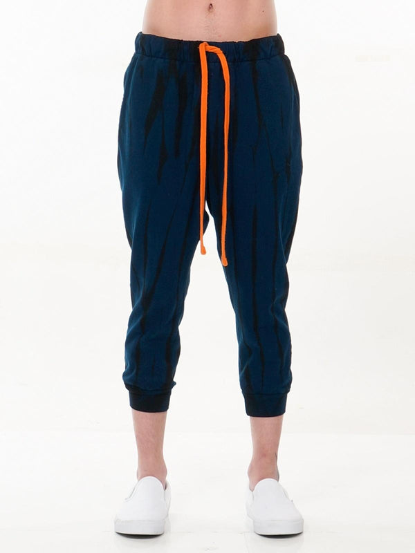Sven Drop Crotch Jogger / Navy
