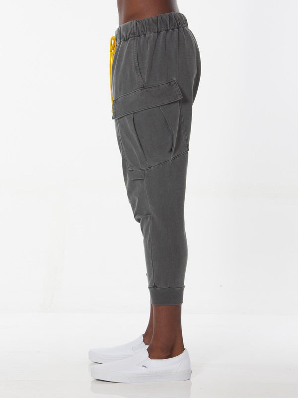 Geri Jogger / Black Pigment, Men's, Clothing, Apparel - Drifter Industries