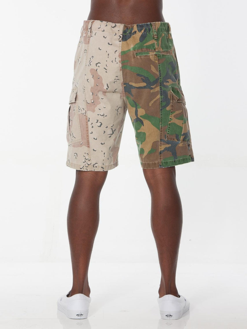 Anasi Short / Camo, Men's, Clothing, Apparel - Drifter Industries
