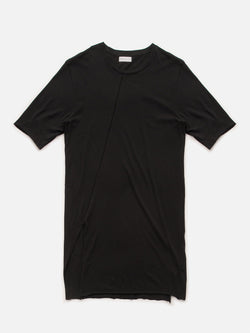 Chasm Elongated Tee / Black, Men's, Clothing, Apparel - Drifter Industries