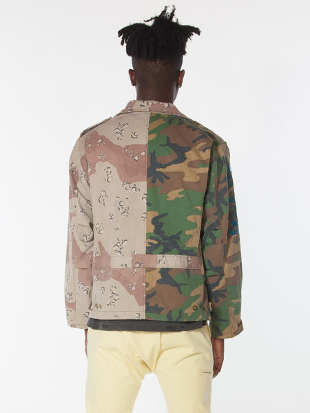 Shango Jacket | Online Exclusive / Multi Camo