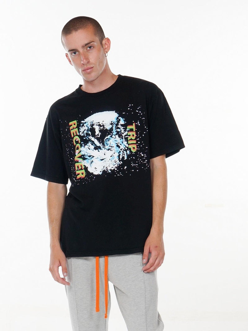 Earth Tee / Black, , Clothing, Apparel - Drifter Industries