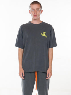 London Tee / Faded Black, , Clothing, Apparel - Drifter Industries