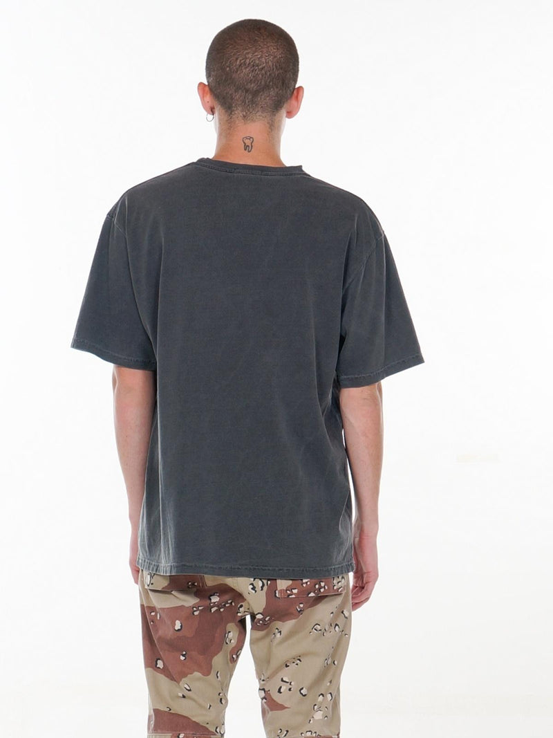 New York Tee / Black, , Clothing, Apparel - Drifter Industries