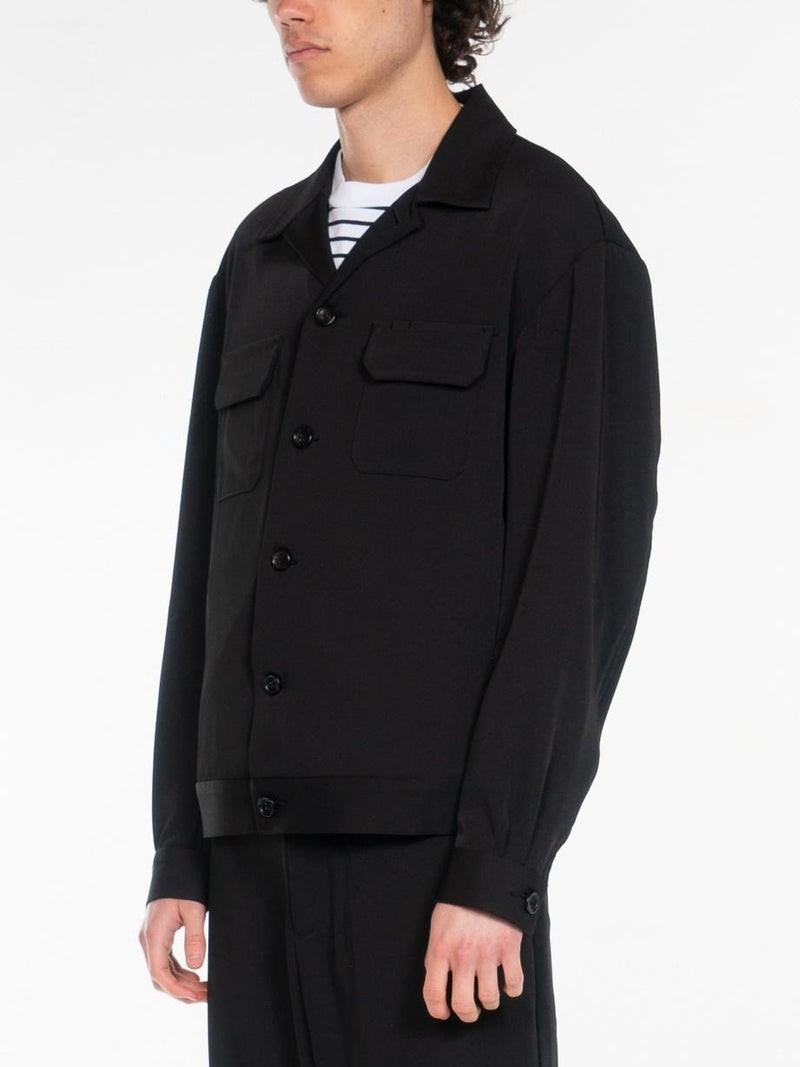 Pala Shirt Jacket / Black, , Clothing, Apparel - Drifter Industries