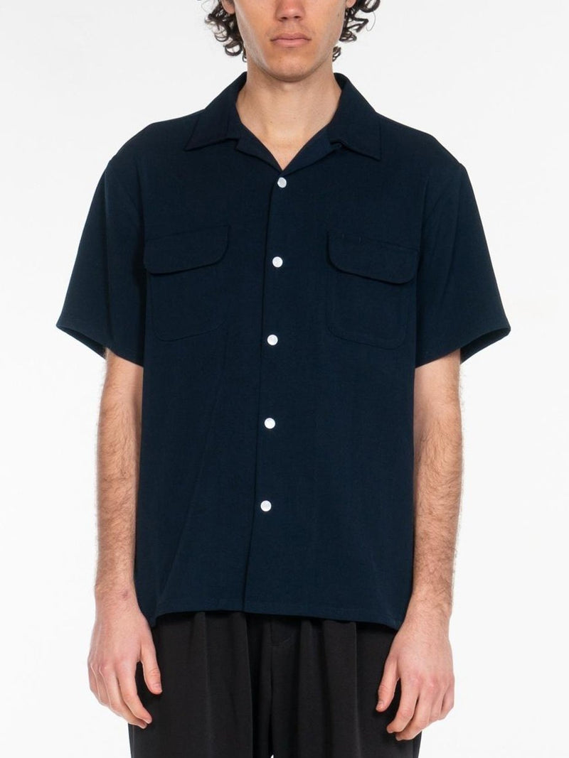 Fields Open Collar Shirts