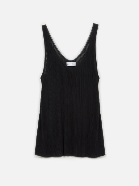 Mildred Tank / Black, Women's, Clothing, Apparel - Drifter Industries