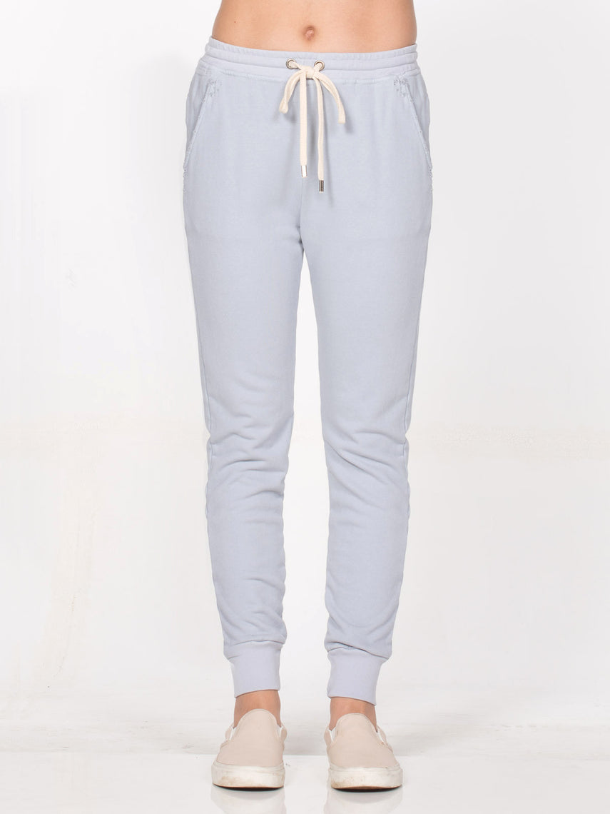 Nicoletta Sweatpant / Blue Mist, Women's, Clothing, Apparel - Drifter Industries