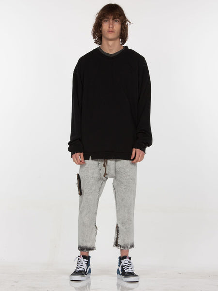 Norton Pullover / Black