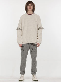 Palomino Pullover / Natural, Men's, Clothing, Apparel - Drifter Industries