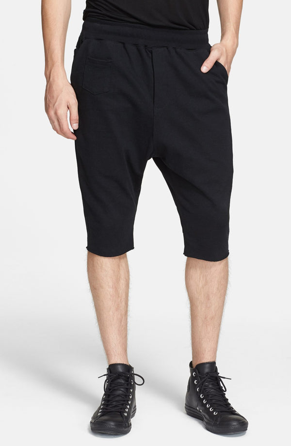 Parks Jogger Shorts / Black, Men's, Clothing, Apparel - Drifter Industries