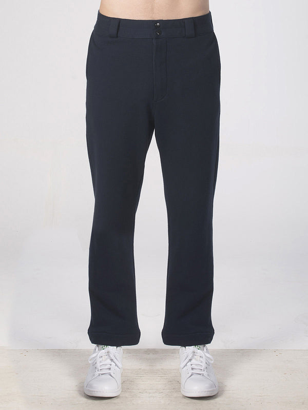 Rishard Pant / Navy, Men's, Clothing, Apparel - Drifter Industries