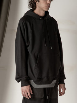 Spinner Black Hoodie, , Clothing, Apparel - Drifter Industries