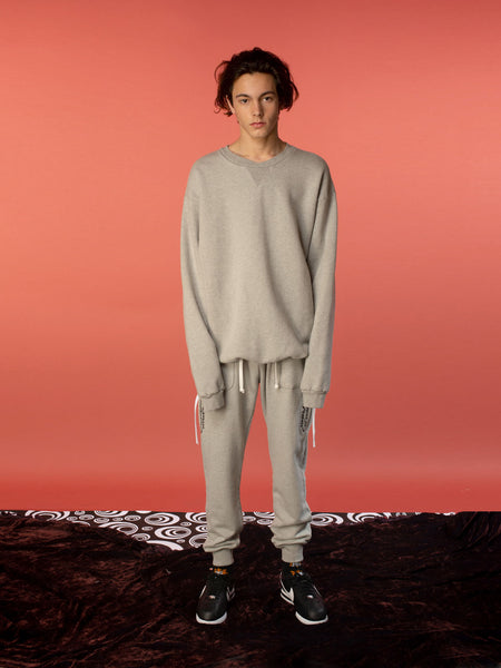 FW18 Gaynor Oversized Sweatshirt / Grey