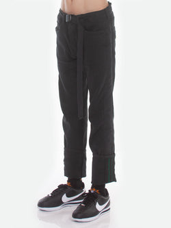 FW18 Kotter Pant / Black Indigo, Men's, Clothing, Apparel - Drifter Industries