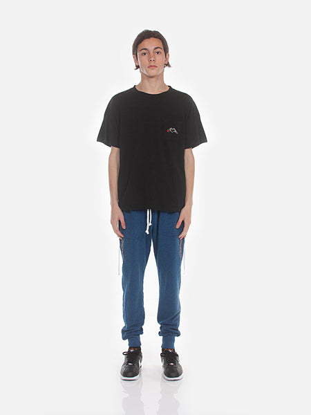 FW18 Hayes Pocket T-Shirt / Black