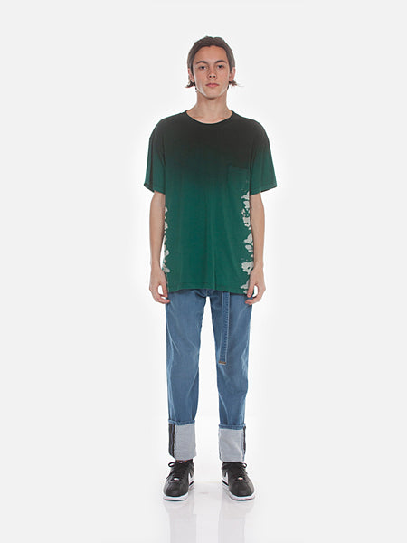 FW18 Mork Pocket T-Shirt / Green