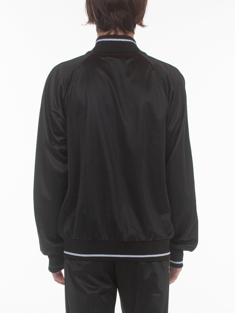 Commodore Track Jacket / Black, Men's, Clothing, Apparel - Drifter Industries