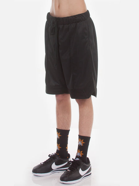 FW18 Boogie Basketball Shorts / Blak