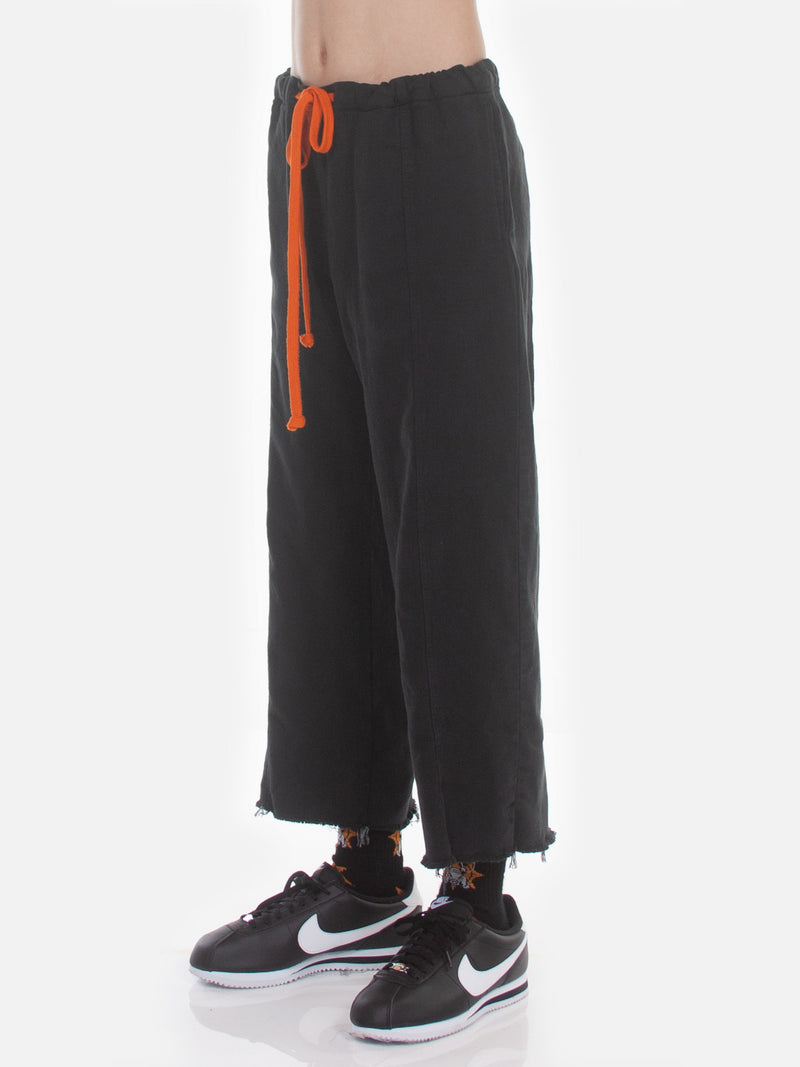 FW18 Clanger Pant / Black, Men's, Clothing, Apparel - Drifter Industries