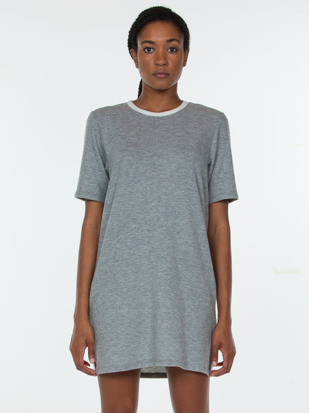 Emma T-Shirt Dress / Grey