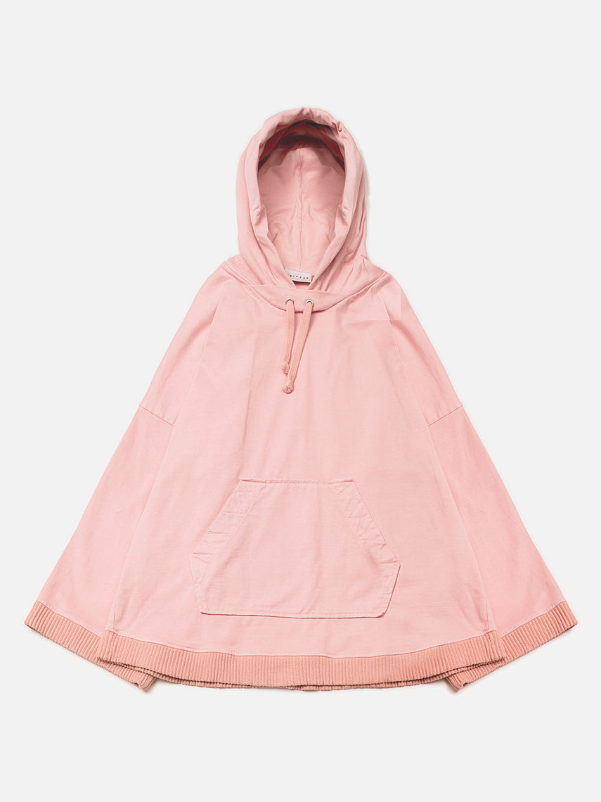 Thane Oversized Hoodie / Coral Almond